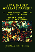 21st Century Warfare Prayers Book, second edition